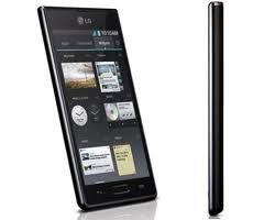 LG Optimus Factory Unlocked Gsm Android Phone L7 P705, Black