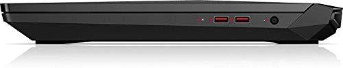 HP Omen 17t Gaming Laptop 2019 Flagship, 17.3'' Full HD 144Hz G-Sync IPS Display, Intel Six-Core i7-8750H, 16GB DDR4, 16GB Optane PCIe SSD + 1TB HDD, 8GB GTX 1070 Thunderbolt Backlit KB BT 4.2 Win 10 5