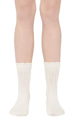 UGG Women's Nayomi Cashmere Socks Cream One Size