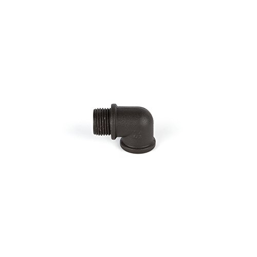 WAC Lighting 5000-LCO-BZ WAC Landscape Accessories Extension Rod L Coupler For Landscape Accent Light In Bronzebronze