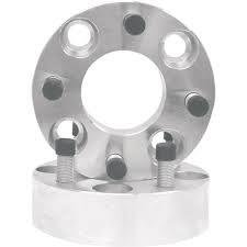 High Lifter Products WT4/15612-15 Wide Trac Wheel Spacers - 1 1/2in. by High Lifter (Image #1)