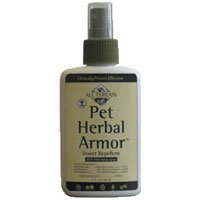 Pet Herbal Insect Repellent 4 OZ