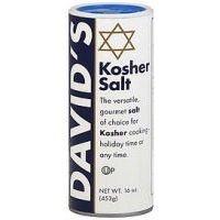 David's Kosher Kosher Salt-tube by David's