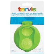 Tervis 24 oz. Lime Green Water Bottle Lid Tervis One Size ()
