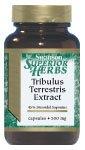 Tribulus Terrestris экстракт 500 мг 60 капсул