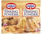 Dr. Oetker Baking Powder, 0.5oz.(Pack of 6)