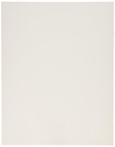 (50 11x14 UNCUT mat matboard White Color)
