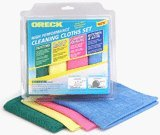Oreck Cleaning Cloths - Microfiber