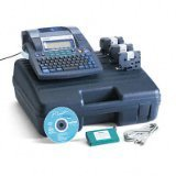 Brother Mobile PT-9700 Desktop Barcode and Identification Printer Pentax Thermal