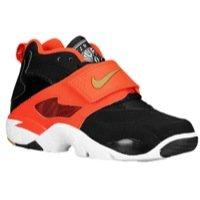 Nike Mens Air Diamond Turf 14 M US Black/Gamma Orange/Metallic Gold (309434 009) rzpoH3f