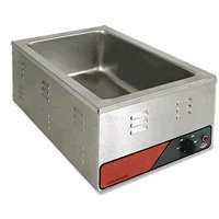 Nemco - 6055A - Full Size Countertop Food Warmer by Nemco