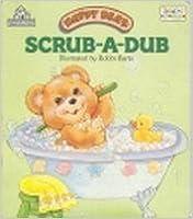 Book Scrub-a-dub (Happy Bear Toddler Books) (1988-06-06)