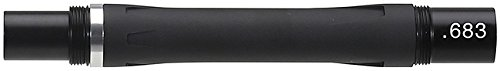 Empire Pipe Barrel Back - Autococker - Dust Black - .683 by Empire