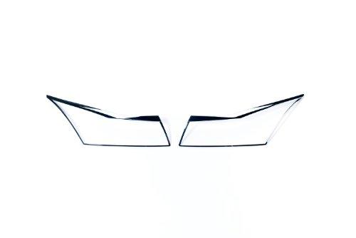 - Putco 401712 Chrome Head Lamp Overlay and Ring