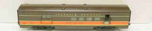 K-Line O Scale Illinois Central #403 Post Office Passenger Car -