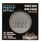 Herban Cowboy - Dusk Shave Soap, 1 x 2.9 OZ (Shave Soap Herban)