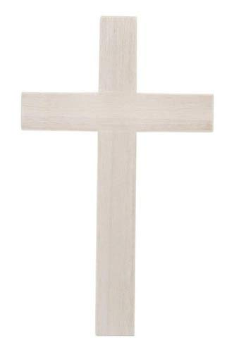 - Dаricе Home Decor 9180-33 Unfinished Wooden Wall Cross