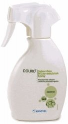 DOUXO Seborrhea Micro-emulsion Spray [Green Label 6.8 oz Spray Bottle by Sogeval by Sogeval Laboratories