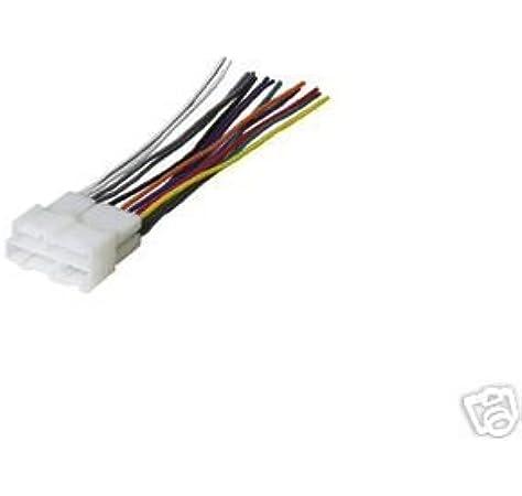 Amazon.com: Stereo Wire Harness Chevy Blazer S10 92 93 94 (car Radio Wiring  Installation: Car ElectronicsAmazon.com