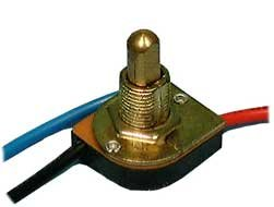 Two Circuit Push Button Canopy Switch - 3 Way : (Switch 3 Way Push Button)