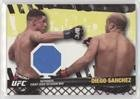 Diego Sanchez (Trading Card) 2010 Topps UFC Series 4 - Fight Mat Relics #FM-DS