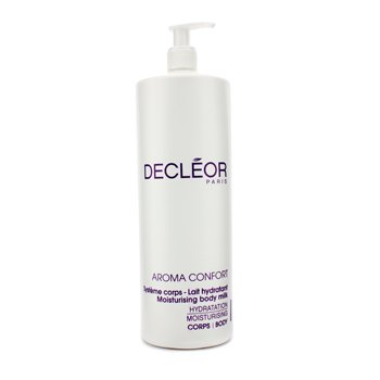 Decleor Aroma Confort Moisturizing Body Milk for Unisex, Salon Size, 33.8 Ounce