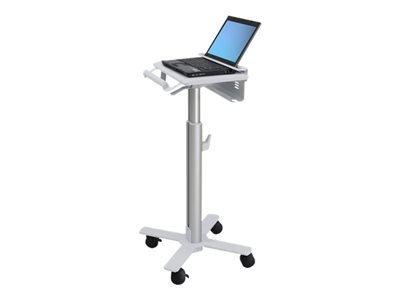 Ergotron Styleview Laptop Cart, Sv10 - Cart-SV10-1100-0 (Ergotron Styleview Notebook Cart)
