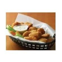 Brakebush Buffalo Style Breaded Chicken Breast Boneless Wing, 10 Pound - 1 (Boneless Buffalo)