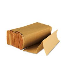 Brand New Boardwalk Multifold Paper Towels Brown 9 X 9 9/20 250/Pack 16 Packs/Carton