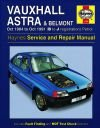Vauxhall Carlton 1978-86 Service and Repair Manual (Haynes Service and Repair Manuals)