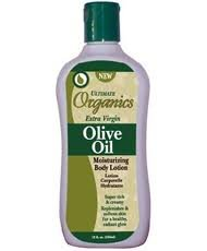 Ultimate Organics Moisturizing Body Lotion