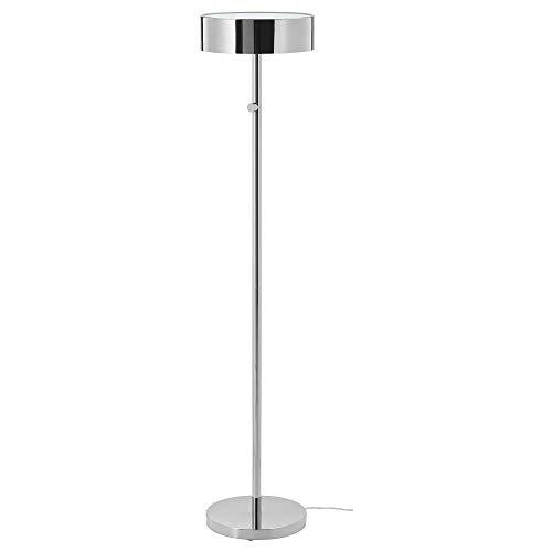 IKEA 703.450.89 Stockholm 2017 Floor Lamp with Led Bulb, Chr