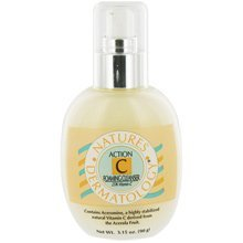 - Natures Dermatology Action C Foaming Cleanser