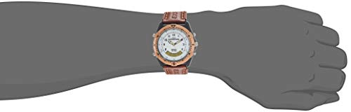 Timex Expedition Analog-Digital White Dial Men's Watch-TW00MF100