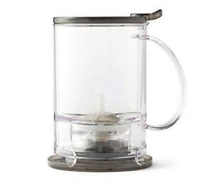 Teavana PerfecTea Tea Maker, 16 Ounce, Black by Teavana