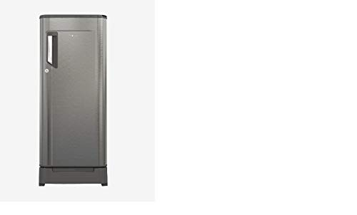 Whirlpool IceMagic Fresh 215 L, 4 Star Direct Cool Refrigerator with Pedestal (Inverter Compressor) 71228