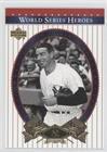 Upper Deck Series World (Joe DiMaggio (Baseball Card) 2002 Upper Deck World Series Heroes - [Base] #75)