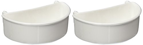All Purpose Cup - Lee's Pet Products BLE20715 All Purpose Pet Feeding Cup, 2-Pack