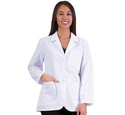 White Swan Ladies Consultation Coats 15104, -