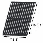 19-1/8 x 7-5/8, Single Cast Iron Cooking Grid Turbo - CG60