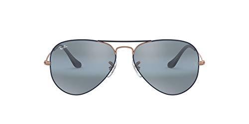Ray-Ban MOD. 3025 Sonnenbrille Mod. 3025 Aviator Sonnenbrille 55