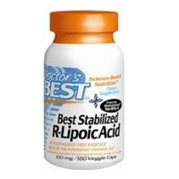 Best Stabilized R-Lipoic Acid (100mg)