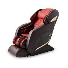 Relife Glamego 3D Luxury Full Body Massage Chair with Duplex sliding foot roller (RL 7805SL) –Brown & Red