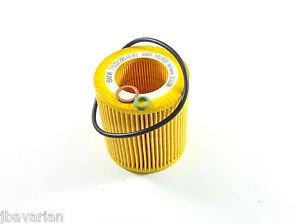 - BMW (11 42 7 566 327) Oil Filter Element Set