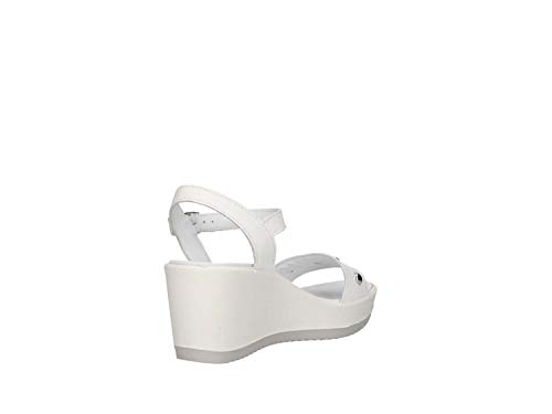Igi 3174211 Femme Blanc Sandale amp;co vZvBqXUPS