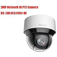 Hikvision 3MP Network IR PTZ Camera DS-2DE4A320IW-DE 20X Optical Zoom IR50m IP66 Outdoor Dome Camera ONVIF English Version Support Firmware Upgrade