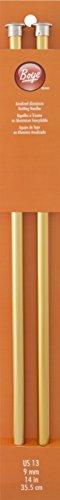 Boye 3216328013M Knitting Needles, 14