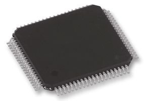 (ANALOG DEVICES AD8110ASTZ IC, VIDEO CROSSPOINT SW, 16 X 8, LQFP-80)