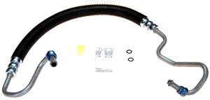 Chevrolet Steering Power Bracket - ACDelco 36-353260 Professional Power Steering Pressure Line Hose Assembly