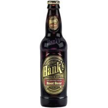Hank's Gourmet Soda, Root Beer (24x12oz)